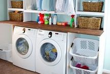 A Place to Clean | laundry rooms
