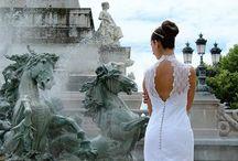 Laura Venin Création / Robe de mariée, cocktail, soirée . tenue prêt à porter, lingerie et maillot de bain