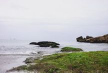Atlantique / Océan, littoral, villes côtières