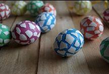 Velikonoce / Věšechny nejnovější nápady na jednom místě (DIY, Hobby, Crafts, Easter)