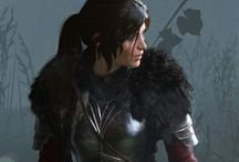 Warriors  :Femme fatales