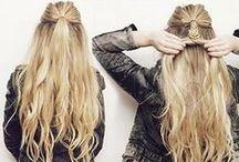 Hair Pictorials / Hair