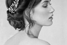 Lilith Tiara / Lilith Tiara   The Lilith tiara is made of 2 pieces with wax lily flower stems. The tiara can be worn in varies ways.    Price: 216 Euro  http://naturae-design.com/products/tiara/Lilith%20Tiara.html