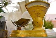 ~Vintage Scales~ / by Sharon Heirholzer