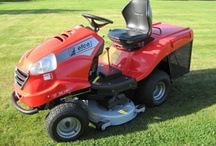 Ride on Mowers / Ride-on tractor mowers
