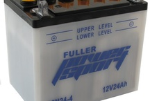 Motorcycle Batteries / Motorcycle Batteries