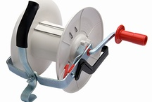 Reels & Mounting  Posts / Electric Fence Reels and Mounting Posts