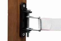 Corner Post Insulators / Electric Fence Corner Post Insulators