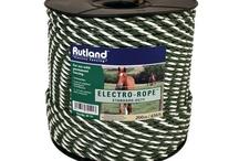 Electric Fence Poly Rope / Electric Fence Poly Rope