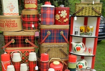 Vintage Kitchenware / We search for vintage kitchenware with the look of kitchen days gone bye.
