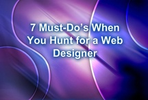 """Web Design / The future of a business is entirely dependent upon its web presence and how that is viewed through the user's perspective. A professional and dynamic website will bring back a """"Return On Investment"""" and that goes a long way in doing business on the web. Web design #webdesign"""