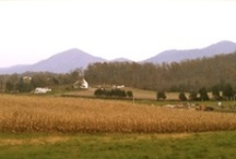 Mattingly, Virginia / A quiet little town tucked into the shadows of the Blue Ridge Mountains and the imagination of author Billy Coffey.