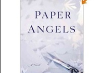 """Paper Angels / """"It is not known precisely where angels dwell--whether in the air, the void, or the planets. It has not been God's pleasure that we should be informed of their abode.""""  -- Voltaire"""