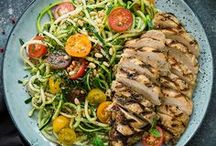 Dinner Time! / Main Course Entrees. Great for an easy family meal or sharing a meal with friends for special occasions. | dinner, dinner recipes, quick and easy dinners, simple meals, simple dinners, chicken dinner, steak dinner, fish dinner, family dinner, weeknight dinner, week night dinners,