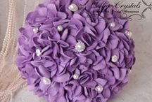 Kimberley's Lilac Wedding