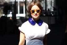 Style Icon / Fashion Style makers / Fashion Editors Giovanna Battaglia Olivia Palermo Nicole Richie Miranda Kerr Emmanuelle Alt Miroslava Duma