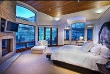 Sweet Home Bedroom Retreats / What do you wake up and go to bed to? Vibrant colors or a soothing atmosphere?