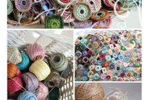 crochet & haken &tığ granny squares and the like