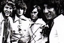 Spice / Spice (1967-1969, originally The Stalkers) was the immediate precursor to English rock band Uriah Heep, featuring David Byron (vocals), Mick Box (guitar), Paul Newton (bass guitar), and Alex Napier (drums) (Napier was a replacement for drummer Nigel Pegrum; Pegrum would later join folk rock stalwarts Steeleye Span). The group changed their name to Uriah Heep on the inclusion in late 1969 of organist Ken Hensley, formerly of The Gods and Toe Fat.
