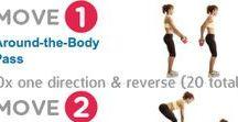 En forma / Exercicis per estar en forma i tonificar