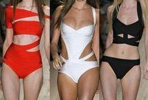 Beach wear / Bikini. Swimwear. Swimsuits