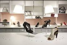 Vince Camuto Outlet stores / Vince Camuto outlet stores. Retail concept design by Sergio Mannino Studio. Shoe store design