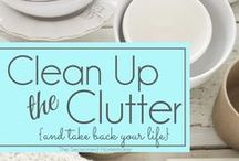 Cleaning Tips & Tricks for Your Home! / Tips and tricks for cleaning just about anything and everything in your home.