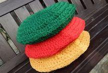 Crochet / Prace wykonane na szydełku