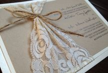 Invitations - ideas