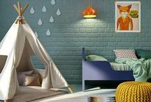 INTERIORS | Children / Cool ideas for cool kids
