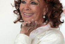 Sophia Loren / oblíbená herečka