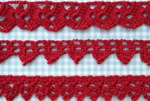 Crochet Lace and Edges