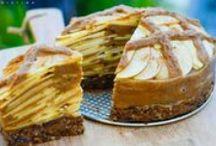 Jablíčkové recepty / pečení