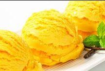 domácí zmrzlina / výroba domácí zmrzliny
