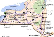 Tour New York: Maps / A collection of maps to keep you oriented during your visit to New York City.
