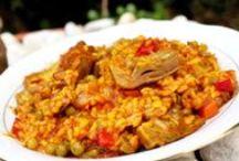 Recetas de arrozes / Recetas de cocina con arroz