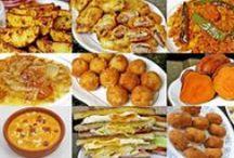 Recetas de fritos / Recetas de cocina sobre alimentos que deben ser fritos en especial para su elaboración.