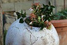 Terracotta smaltata/Enamelled Terracotta