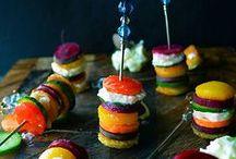 My PINCHOS TAPAS Recipe / pinchos tapas food recipe bar