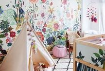Girls Bedroom Ideas / Girls bedroom ideas perfect for a little lady