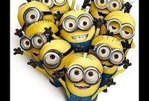 Minions - Quotes, DIY, everything / Don't you just love Minions??!?