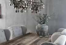 grey/charcoal/gris/grau / classic, contrasting,cool, coordinating - inspiration for my guest bedroom.