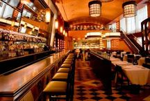 Tour New York: Eat&Drink / Where to eat and drink while touring and sightseeing in New York City!