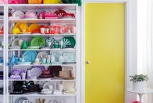 Dreamy | Art Studios / Art studios that are bright + inspiring spaces to make, create and craft!