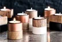 INTERIORS | Candles & Room Perfumes