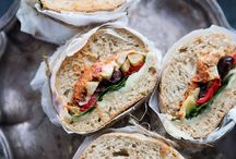 Sandwiches and Lunch Food / Beat the brown bag blues with this collection of delicious and easy lunch recipes. From sandwiches, wraps, bento boxes, school lunches, and more, these on-the-go, easy recipes are perfect for everyday lunches.