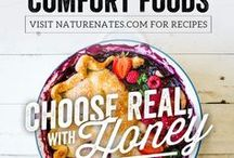 Choose Real / September is National Honey Month! We are getting ready to celebrate at Nature Nate's. We #ChooseReal  Raw and Unfiltered honey! Check out our new recipes on our site!