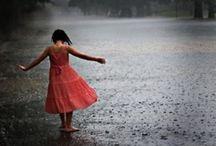 rain / by Dianne