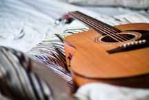 guitars / by Dianne