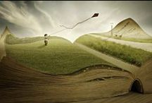 Turning Pages  / BOOKS: The passage ways to a new world FAR FAR AWAY from reality! / by Lindsay Gregory
